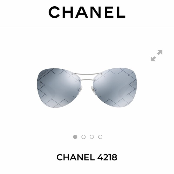CHANEL Accessories - CHANEL Pilot Sunglasses